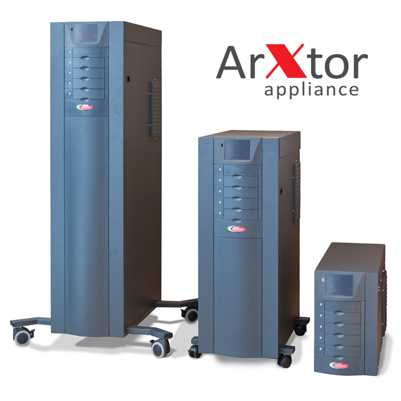 DISC ArXtor Appliance Series